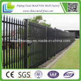 Längen-Quadrat-Gefäß-Garnison-Zaun des Pfosten-Spitzenhochleistungs2.4m