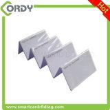 Por encargo de impresión de tarjetas de proximidad de 125 kHz tarjeta EM4200 TK4100 ISO