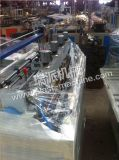 두 배 Lines Heat - 밀봉 Heat Cutting Plastic Shopping Bag Making Machine