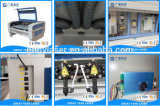 Tagliatrice elettrica del laser della mobilia di Sandle e della borsa per 80W