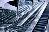 Escada rolante resistente interna do passageiro do edifício