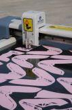Автомат для резки образца прокладчика вырезывания картины обуви