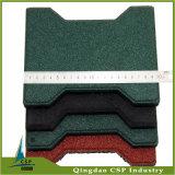 25mm Gummi-Fußboden-Matte für Pferd