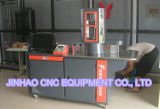 中国からの安いマーケティングCNCの文字の曲がる機械