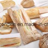 Ein seitliches PET überzogenes Braunes Packpapier für die Brotverpackung