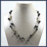 新しい項目亜鉛吊り下げ式の優雅な方法ネックレスの宝石類