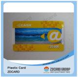 ISO 9001のプラスチックのギフトのカード
