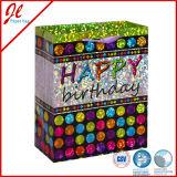 贅沢な誕生会の製品のギフトは誕生日の紙袋を袋に入れる