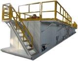 HDDの泥のリサイクリング・システムおよび訓練のための泥タンク