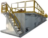 HDD 진흙 리사이클링 시스템 및 훈련을%s 진흙 탱크