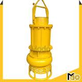 Bomba de arena sumergible en grandes cantidades de la mezcla para la lancha a remolque