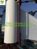 プラスチックフィルムホイルのサイレージ、厚さ20um、21um、22um、23um、24um、共同束ねるアプリケーションのための25um