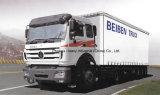 ベンツTechnologyとの380HP 420HP Beiben Truck Ng80 Cabin Tractor Head 6X4