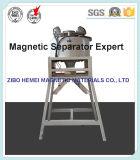 Separatore magnetico della polvere automatica per ceramica, estrazione mineraria, prodotti chimici, elettronica