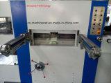 Automatische stempelschneidene und faltende Maschine mit dem Entfernen (Zufuhr-Typ)