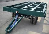 Carga pesada de carregamento pesado sem a zorra do reboque do carro de potência