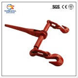 赤い造られた炭素鋼L-150の標準レバーのタイプロードつなぎ