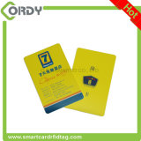 フルカラーのprinedホテルの鍵カードT5577によって前刷りされるRFIDのカード