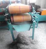 Pneumático de borracha da migalha que recicl a máquina/cortador de borracha da tira do pneumático/pó de borracha que faz a linha