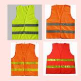 Высокая видимость работая отражательная тельняшка предохранения от оборудования безопасности дороги куртки безопасности тельняшки En471 Safetly/тельняшки безопасности сетки Workwear
