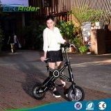 Отделяемый Bike 350W E-Велосипеда батареи 36V складывая безщеточный электрический карманный с СИД