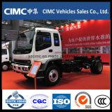 Tête de camion d'entraîneur de LHD Isuzu 4X2