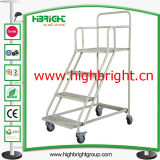 Metal Ladder Hand Cart para Supermaket e Warehouse