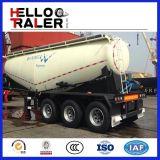 Hellooのトレーラー30-50cbmのセメントのBulkerのトラック