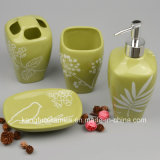 Ceramic alla moda Bathroom Accessories (impostare)