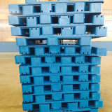 製造業者のHDPEの鋼鉄によって補強される/Durableの二重表面/Plasticパレット