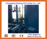 Machine utilisée Lubrifiant industriel de recyclage des huiles pour la régénération d'huile