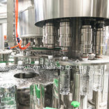 Macchina di coperchiamento di riempimento di lavaggio dell'animale domestico 500ml dell'acqua pura automatica della bottiglia con l'impianto di per il trattamento dell'acqua di osmosi d'inversione