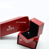 Коробка квадратных пластичных ювелирных изделий подарка упаковывая продает фабрику оптом для упаковки кольца