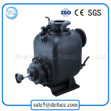 Pompe à eau centrifuge élevée de levage d'aspiration d'acier inoxydable de 3 pouces