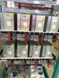 Fonte de alimentação solar da bateria do sistema de energia C.C. de fase monofásica