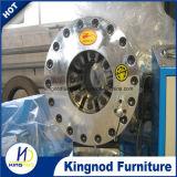Máquina de friso da mangueira hidráulica eficiente da potência do Finn da máquina-instrumento de pressão