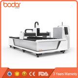 tagliatrice del laser della fibra del metallo di /Pipe/Tube della lamina di metallo dell'acciaio inossidabile 1000W