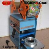 Boba 차 플라스틱 컵 밀봉 충전물 기계