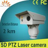 夜間視界長距離IRレーザーの保安用カメラ
