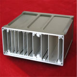 La lega di alluminio dell'OEM la pressofusione per il radiatore di punto di contatto della laminazione