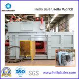 machine hydraulique horizontale de presse de papier du rebut 8t/H