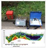 Widerstandskraft-Darstellung, Geo Tomographie, Grundwasser-Detektor, Grundwasser-Befund, Wasser-Vertiefungs-Detektor, Grundwasser-Detektor