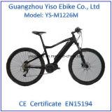 Sin escobillas, motor 8FUN y 28 Tamaño de la rueda bicicleta de montaña con Bafang Max Sistema de motor central