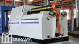 기계, 격판덮개 회전 기계를 형성하는 CNC 4 롤러 격판덮개