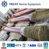 Forged marino Steel Stern Tube con CCS, ABS, Gl, Dnv, Rina, Kr, BV Certificates
