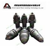 Selección redonda del esquilador del carbón del minero de la asta de la alta calidad