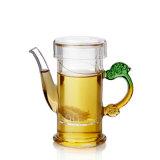 Чайник высокого боросиликатного стекла ломкий (CHT8137)