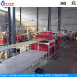 PVC WPC Wide Door Plate / Panneau Extrusion Machine (900mm)