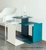Steel's Uispair 100% Modern Of furniture Of side-Type Of coffee Of table&Office of the table