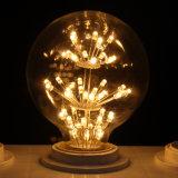 Nuova lampadina del filamento per la decorazione Luminaria di natale